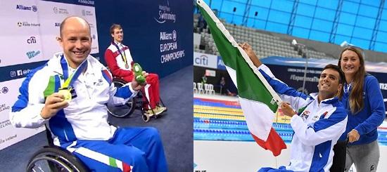 Efrem Morelli e Vincenzo Boni