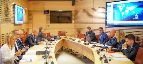 Incontro a Lione per strategie contro crimanilità organizzata