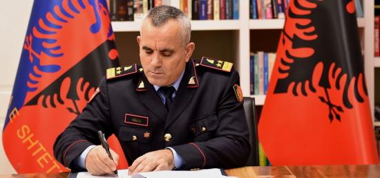 capo polizia albania