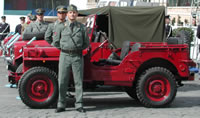 Ford GPW Jeep Willys
