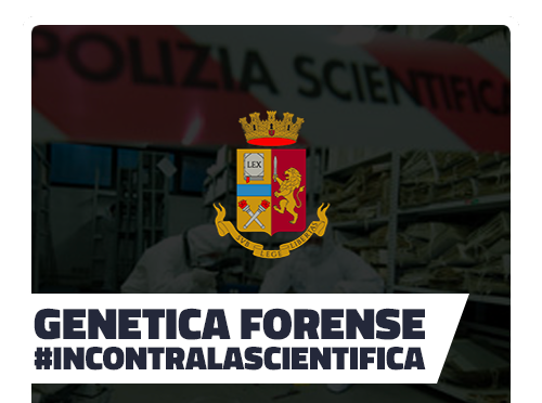 Popup Genetica forense