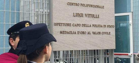Il capo della polizia inaugura il centro polifunzionale di for Questura di trieste permesso di soggiorno
