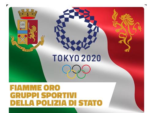 Tokyo 2020 - Fiamme oro