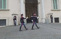 icona video guardia quirinale