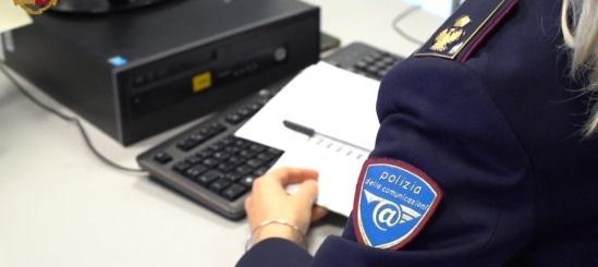 poliziotta della postale
