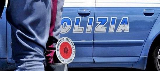 poliziotto stradale