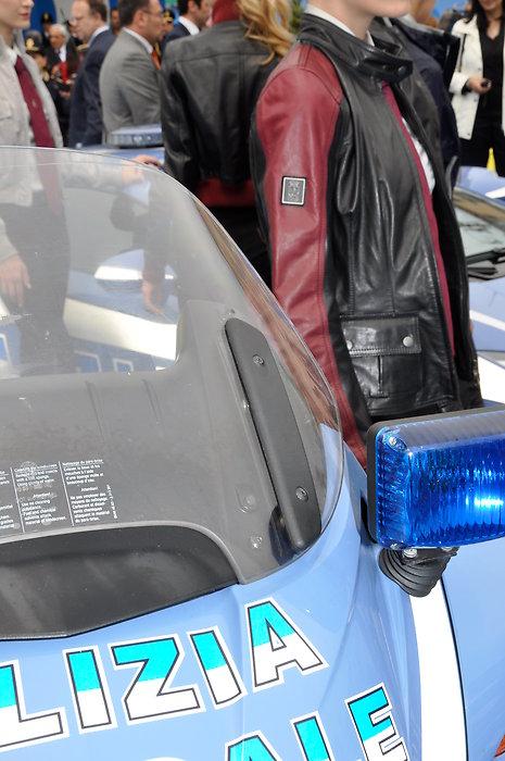 Giubbotto Belstaff Polizia Di Stato