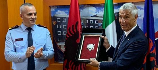 Incontro Italia Albania Rizzi