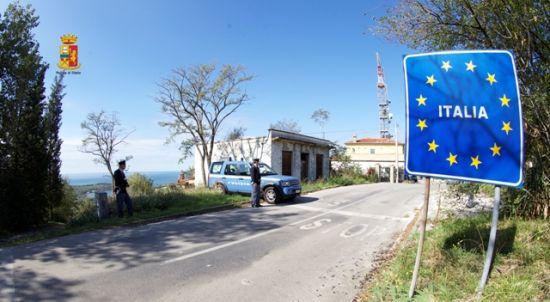 Ufficio Per Le Zone Di Confine : Udine maggiori controlli al confine nord orientale