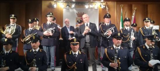 il capo della Polizia Gabrielli a Terni