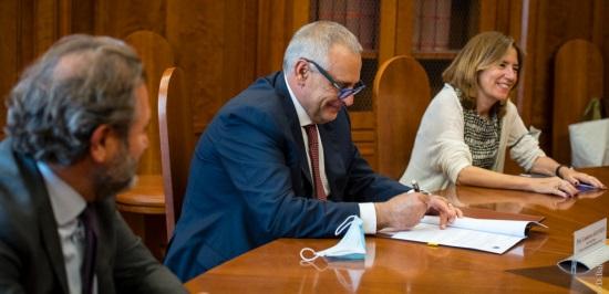 accordo con la Direzione nazionale antimafia e antiterrorismo