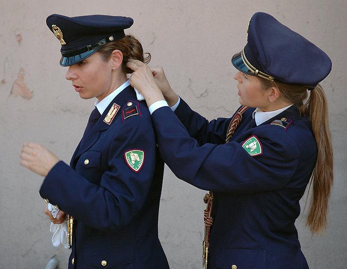 Le donne in polizia - Foto della polizia citazioni ...