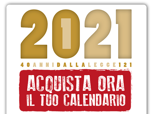 acquista il calendario