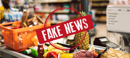 Fake News - Buono supermercato