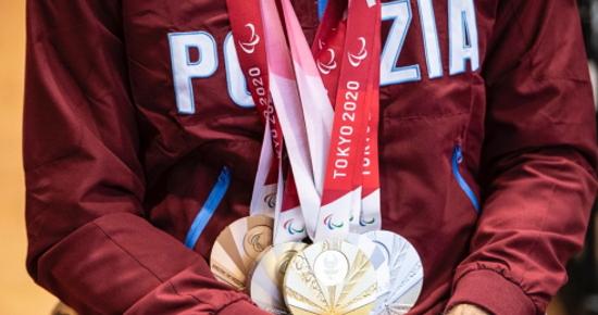 Medaglie olimpiche al Viminale