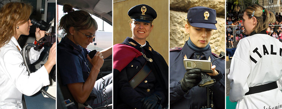 International Womens Day: the Polizia di Stato celebrates its ...