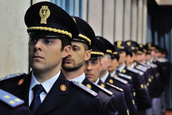 Scuola superiore di polizia apertura dell 39 anno accademico for Polizia di stato roma permesso di soggiorno