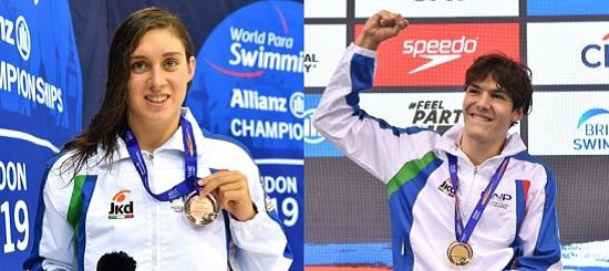 Carlotta Gilli e Antonio Fantin