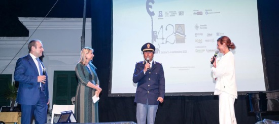 """A Ischia (Napoli) si è svolta la cerimonia di consegna del """"42° Premio Ischia internazionale di giornalismo"""""""