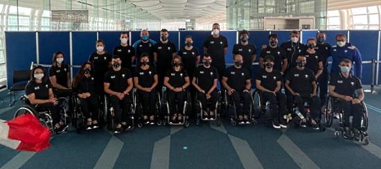 Atleti paralimpici Fiamme oro